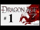 Dragon Age: Origins #1 | Primeros minutos | Walkthrough | Gameplay en espa�ol, comentado