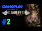 "V�deo Plants vs. Zombies THE BINDING OF ISAAC REBIRTH / GAMEPLAY / #2 / ""ALL BOSSES EPIC"""