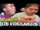 V�deo: EL VIDEOJUEGO OFICIAL DE MC DINERO... Y DEL FUA!!!