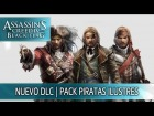Pack piratas ilustres | Nuevo DLC de Assassin's Creed 4 Black Flag