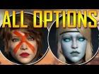 V�deo Destiny Destiny's Character Creation - All Alpha Options!