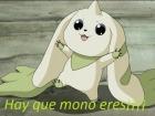 Consigo un terriermon Digimon masters online