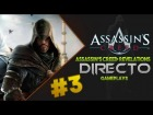 V�deo: DIRECTO | Assassin's Creed: Revelations | CAP 3 | Ezio ya es un abuelo.