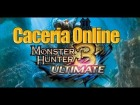 V�deo: Monster Hunter 3 Ultimate - Caceria Online Lagiacrus (WiiU)