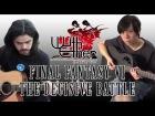 V�deo: FFVI ''The Decisive Battle'' Acoustic Guitar Cover