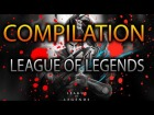V�deo: Plays & Jukes Compilation s2014 & s2015 (Zed, Ezreal, Lee Sin & more!)