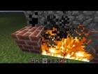 Como hacer una barbacoa - Minecraft
