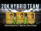 FIFA 14 | Equipazo Econ�mico - Benteke, Pato & Oscar
