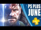 V�deo: PlayStation Plus UK - June 2015