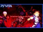 V�deo: Fate/Hollow Ataraxia - TGS 2014 Trailer (PS Vita)