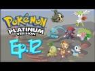"Pok�mon Platino Ep.12 - Concursos Pokemon ""Bailes y Estilismo!"""