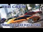 V�deo: The Crew Beta: Persecuci�n en Nueva York | HD 7750