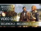 Assassin's Creed 4 Black Flag | Walkthrough - Secuencia 2 - Recuerdo 3 al 100%