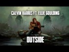 V�deo: Calvin Harris Ft. Ellie Goulding: Outside (Alexop Remix)