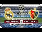 "V�deo FIFA 14 DOBLETE DE BENZEMA! ""REAL MADRID - BASILEA - #UCL #GrupoB #1 - FIFA14"