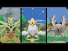V�deo Pok�mon X / Y: Pokemon X and Y: All Mega Evolutions!