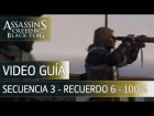 Assassin's Creed 4 Black Flag Walkthrough - Secuencia 3 - La mejor defensa al 100%
