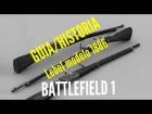 Video: GUIA/HISTORIA Lebel modelo 1886 Guía/Historia las mejores armas de Battlefield 1