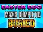Gu�a: BURIED || EASTER EGG MAXIS COMPLETO || Todos Los Pasos || Logro Trofeo Juego de Minas