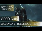 Assassin's Creed 4 Black Flag Walkthrough - Secuencia 5 - Sin tripulaci�n al 100%