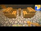 Hacer sillas y mesas | Minecraft