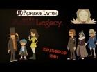 El Profesor Layton y el Legado de los Ashalanti. Playthrough & Videogu�a, Episodio 01