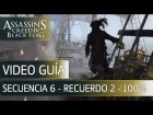 Assassin's Creed 4 Black Flag Walkthrough - Secuencia 6 - Abogado del Diablo al 100%
