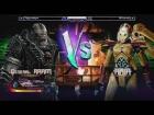 Video: Killer Instinct Christmas Edition - Topomaligno (General RAAM) vs NR Katoxx (Aria)