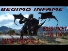 Video: Begimo infame boss lvl140, batida de caza temporal 3 FINAL FANTASY XV