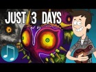 "V�deo: ""Just 3 Days"" - Majora's Mask song by MandoPony 