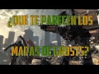 V�deo Call of Duty: Ghosts: �Qu� te parecen los mapas de CoD Ghosts?