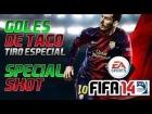 FIFA 14 | Como hacer goles de taco | Gol de lujo [PS3 PS4 Xbox360 One]