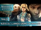 V�deo Assassin's Creed 4: DLC Gremio de Granujas - Assassin's Creed 4 Black Flag - Trailer