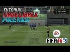 FIFA 14 | Free Kick Tutorial - Knuckle Ball - Tutorial tiros libres