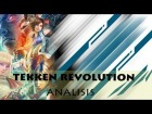 V�deo Tekken Revolution Tekken Revolution The best F2p ps3 analisis