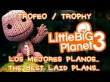 LittleBig Planet 3 - Trofeo / Trophy - Los mejores planos - The Best laid Plans