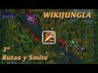WikiJungla - Rutas y Uso del Smite