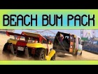 V�deo Grand Theft Auto V: GTA V - ANALICEMOS EL BEACH BUM PACK