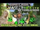 MOD ACTUALIZADO Tutorial y Instalar Mod WarStuff para Minecraft 1.7.2