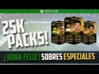 V�deo: Fifa 14 Ultimate Team | Pack Opening - Buscando a Messi IF | 25k Players Packs