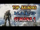 V�deo: Top Jugadas Halo | Semana 1 | KryonGames