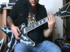 V�deo: Pantera - Cemetery Gates guitar cover - by Kenny Giron (kG)