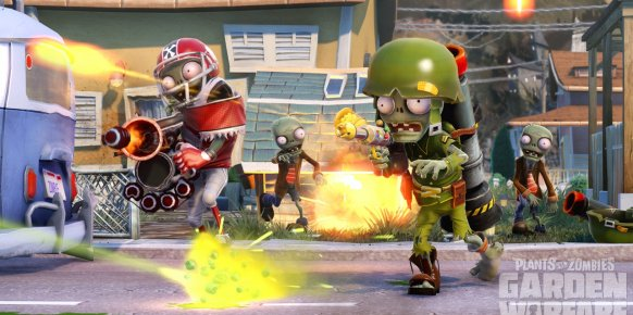 Imagen de Plants vs. Zombies: Garden Warfare
