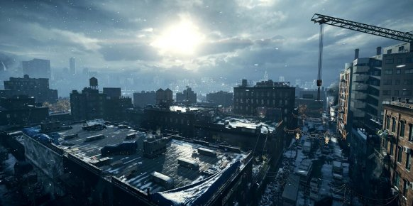 Los creadores de The Division sólo se conforman con una media mínima de 90 en Metacritic The_division-2513027