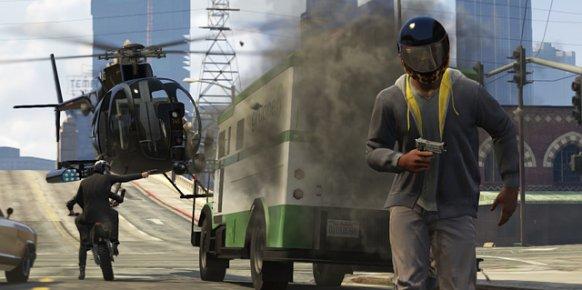 GTA Online recibe una nueva actualización en PS3 y Xbox 360