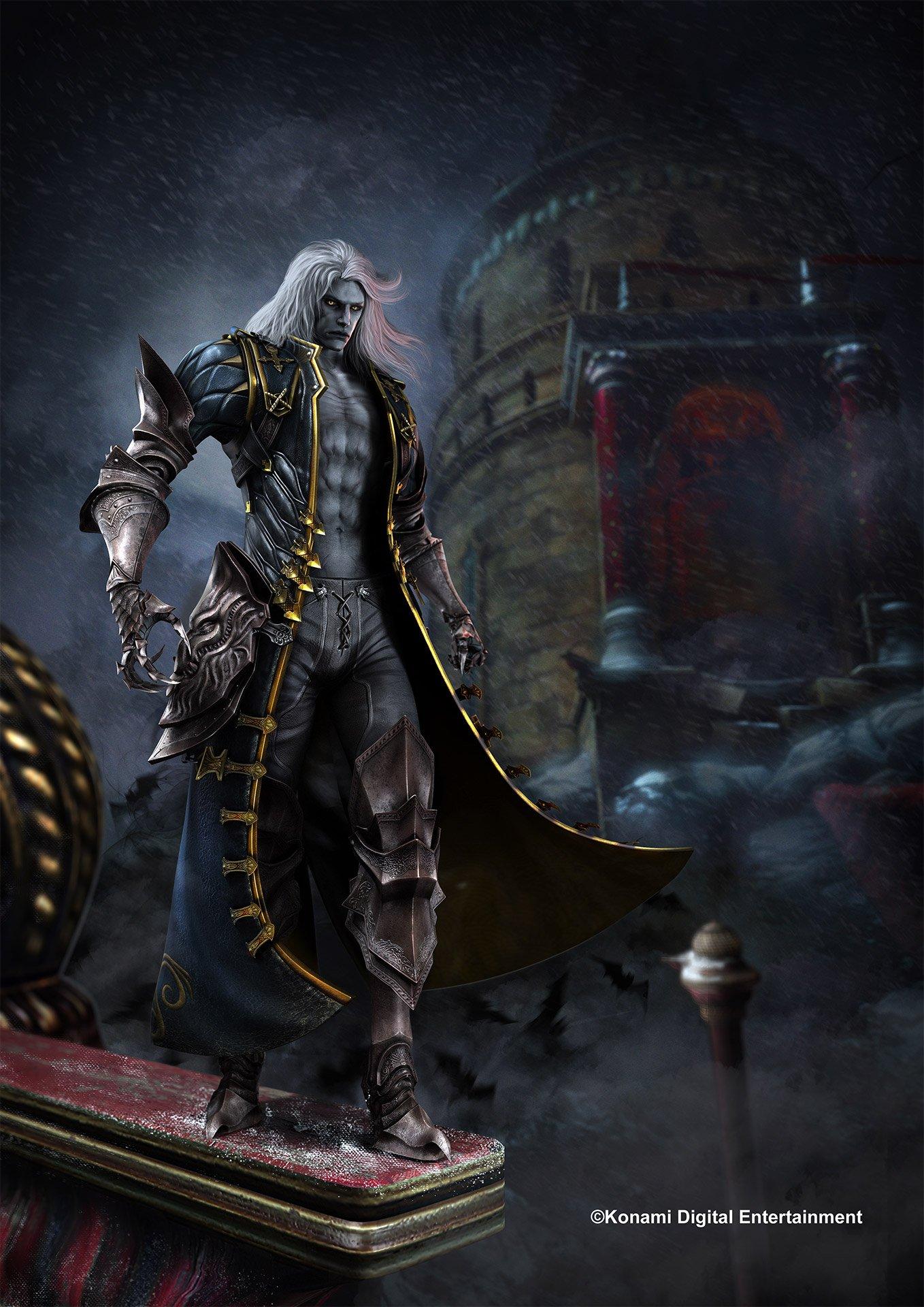 Alucard regresa en el primer dlc para Castlevania: Lords of Shadow 2 Castlevania_lords_of_shadow_ii__revelations-2482223