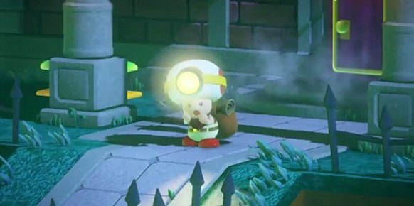 Captain Toad: Treasure Traker
