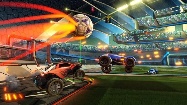 Rocket League: Collector's Edition llegará a las tiendas en otoño