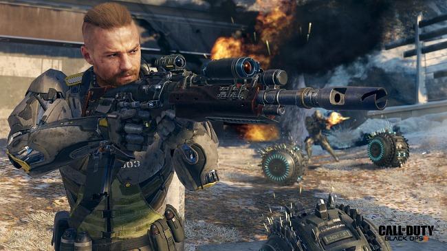 TOP Spain: Call of Duty: Black Ops 3 November dominates sales