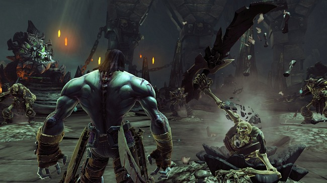 The definitive edition of Darksiders II